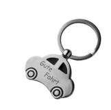 DonJordi Schlüsselanhänger GUTE FAHRT für alle Autofahrer zum Führerschein oder als Glücksbringer mit Geschenkbox - 1
