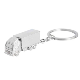 DonJordi Schlüsselanhänger Truck LKW aus Metall - Das Geschenk für alle Brummi Fahrer & Trucker - 1
